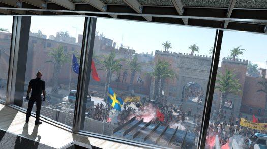 HITMAN Episode 3: Marrakesh Launches Today