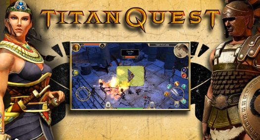 Titan Quest Now Available for iOS, Coming Soon to Android