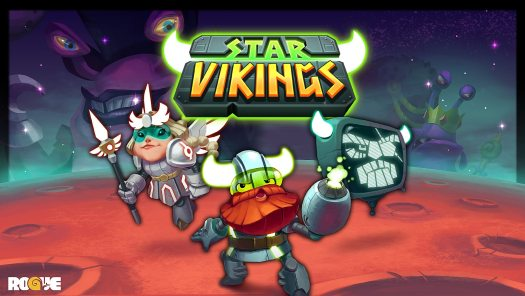 New Puzzle/RPG STAR VIKINGS Announced by Creators of Chroma Squad