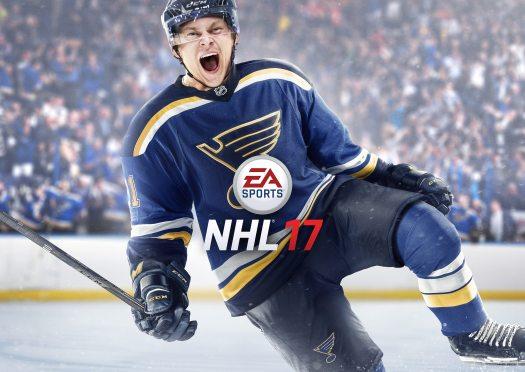 EA SPORTS NHL 17 Selects St. Louis Blues Forward Vladimir Tarasenko as Cover Athlete