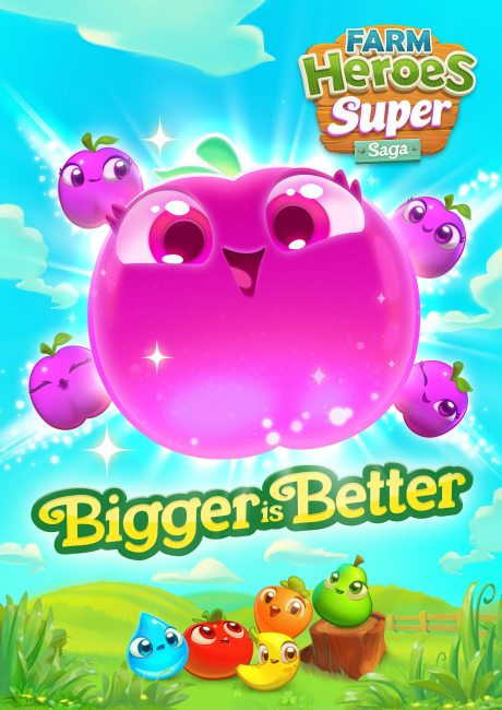 Farm Heroes Super Saga Launches Worldwide on Mobile