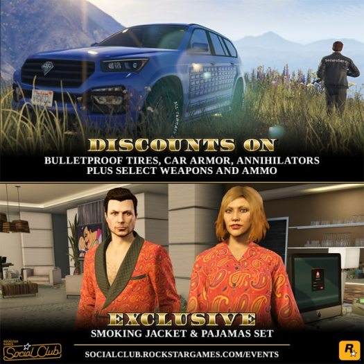 GTA Online Play 3 New Trading Places Maps and this Week's Exclusive Unlocks & Deals