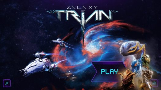 Galaxy of Trian Now Out on Steam and Android