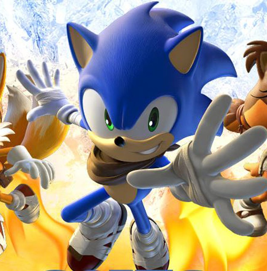 sonic boom fire ice archives gaming cypher