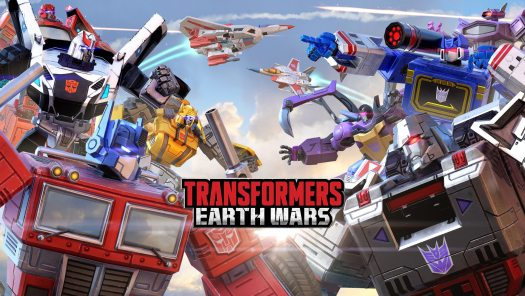 TRANSFORMERS: EARTH WARS Now Available for Mobile Devices