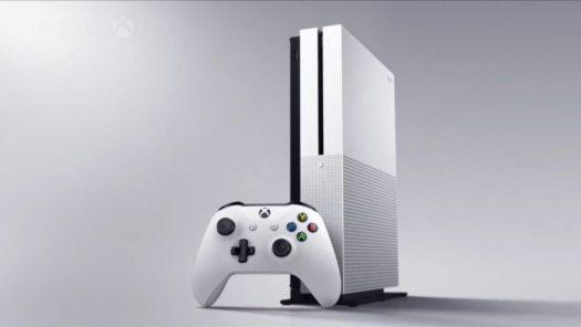 Xbox One S Announced at E3 2016