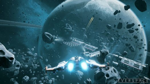 EVERSPACE Update v0.4 Ready to Download