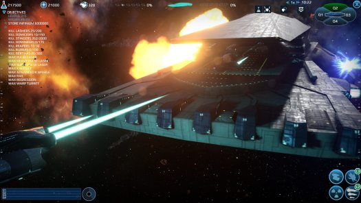 INFINIUM STRIKE Review for PC