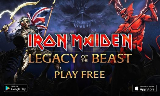 Iron Maiden: Legacy of the Beast Now Available for Mobile