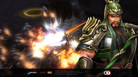 Project Dynasty Warriors Mobile Release Date Announced by Nexon Korea