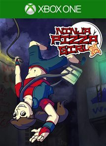 Ninja Pizza Girl Available Now for Xbox One