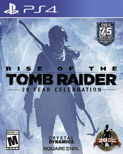 Rise of the Tomb Raider 20 Year Celebration gamescom Theater Demo Video Released