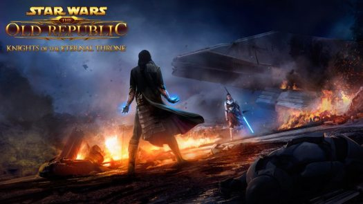 SWTOR Knights of the Eternal Throne Expansion Revealed