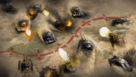 STEEL WARFARE by Bandai Namco Now Available on PC