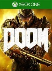 Doom Xbox One Box Art Gaming Cypher