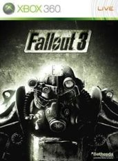 Fallout 3 Xbox 360 Box Art Gaming Cypher