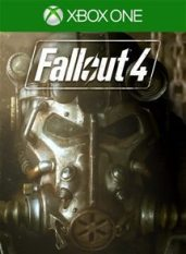 Fallout 4 Xbox One Box Art Gaming Cypher