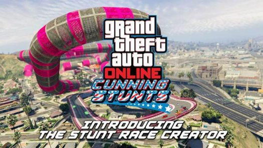 GTA Online Stunt Race Creator and Entourage Mode Now Available