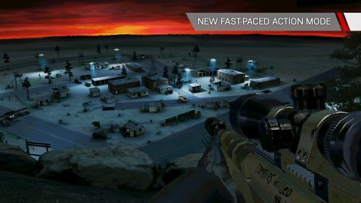 HITMAN: Sniper Free Death Valley Update Released for Android