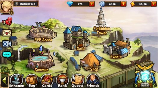 Summoners Fantasy Now Available Exclusively for iOS Devices