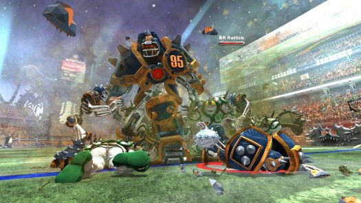 Mutant Football League Needs Your Support on Kickstarter