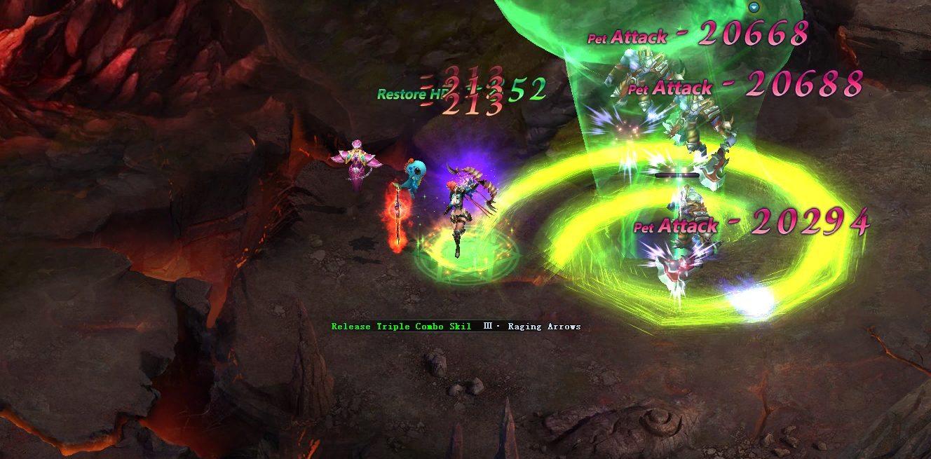 Omega Zodiac Browser-based MMO Debuts on Nutaku com - Gaming
