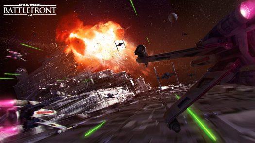 Star Wars Battlefront Reveals New Death Star Mode Details