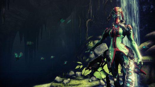 WARFRAME Silver Grove Update Released Featuring Titania
