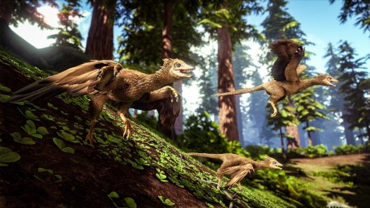 ARK: Survival Evolved Free Content Brings 2 New Flying Creatures and Huge Update to The Center