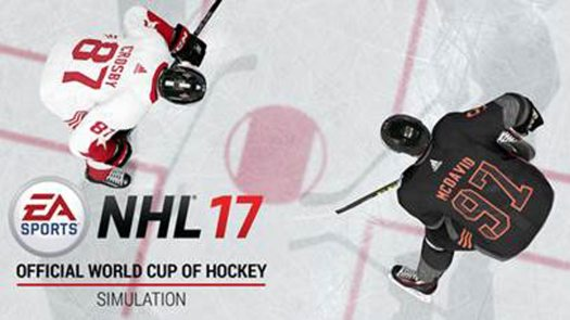 NHL 17 World Cup of Hockey Simulation Video Released