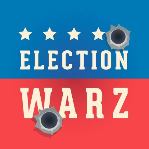 ELECTION WARZ Now Available for iOS