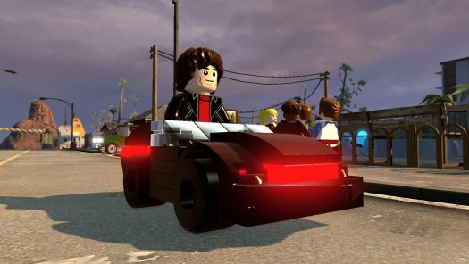 The LEGO Batman Movie and Knight Rider Speed Into LEGO Dimensions