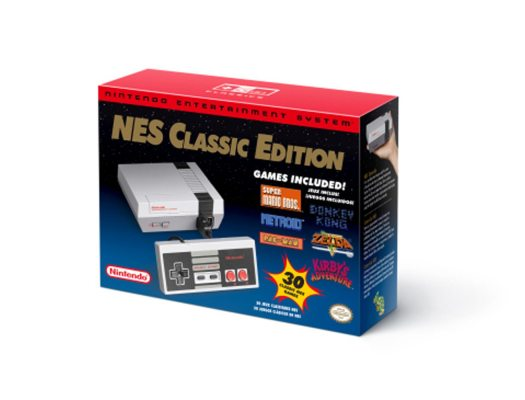 Retro Meets Modern with the Nintendo Entertainment System: NES Classic Edition