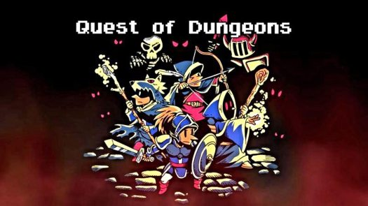 QUEST OF DUNGEONS Now Available for Nintendo Wii U and 3DS