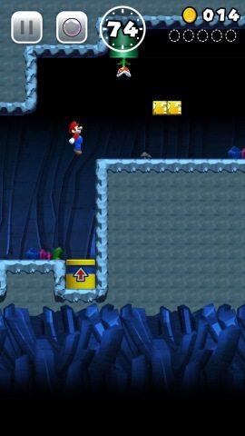 Super Mario Run Heading to iPhone & iPad this December