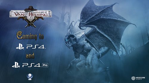 The Incredible Adventures of Van Helsing Coming Soon to PS4 and PS4 Pro