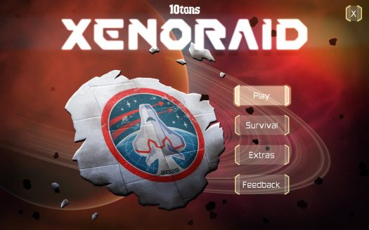 10tons Announces Launch of Xenoraid on Nintendo Switch Today, CRIMSONLAND Coming Next Week