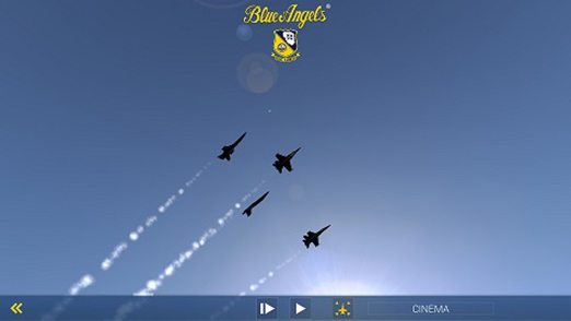 BLUE ANGELS: Ready, Break! Announced for PC