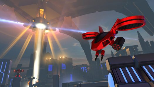 BATTLEZONE Now Available as Launch Title for PlayStation VR