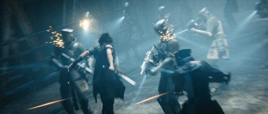 Final Fantasy XV New Introduction Trailer Revealed