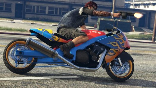 GTA Online: Bikers Now Available, New Trailer