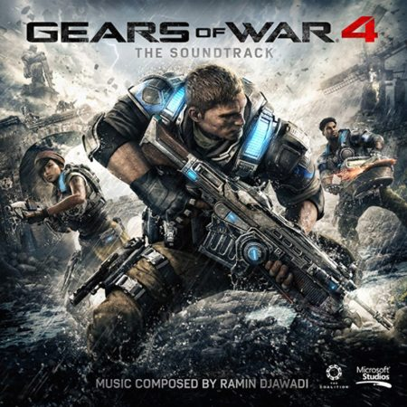 GEARS OF WAR 4 - THE SOUNDTRACK Released by Sumthing Else Music
