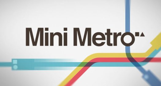 Mini Metro Launches on Mobile Devices Today
