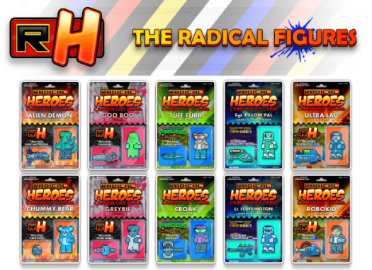 Radical Heroes: Crimson City Crisis Now on Steam Early Access