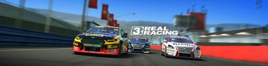 Real Racing 3 Lets You Take Your Place in History with the 2016 Supercheap Auto Bathurst 1000