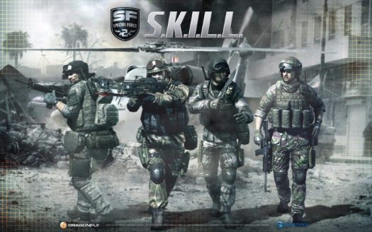Soldier Front 2 Rebrands to S.K.I.L.L. – Special Force 2