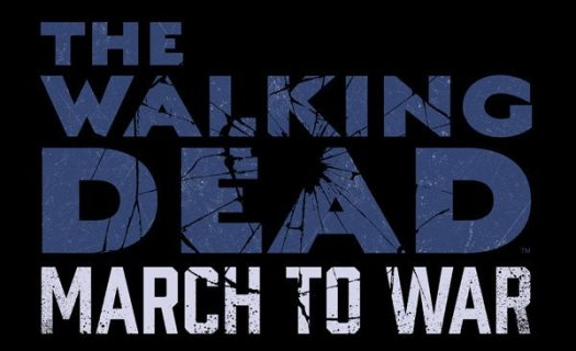 The Walking Dead: March to War Character Art Revealed