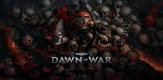 SEGA's Warhammer 40,000: Dawn of War III Video Series Revealed
