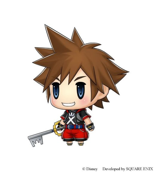WORLD OF FINAL FANTASY to Have Sora from KINGDOM HEARTS as Free DLC
