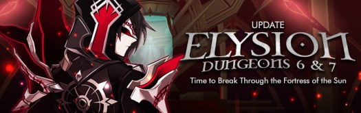 Elsword Releases the Epic Elysion Finale